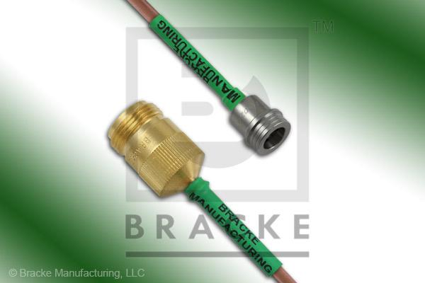 QN Male to N Female Cable Assembly RG402/U