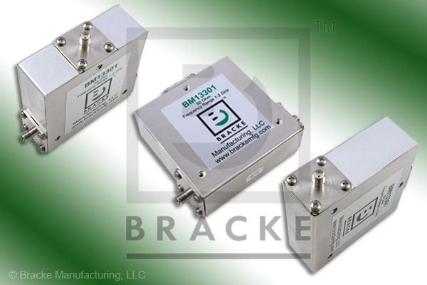 50 Ohm SMA Circulator, Frequency Range 1-2 GHz 75 Watts, 18 dB Isolation Min., .50 Insertion Loss, Max VSWR 1.30:1