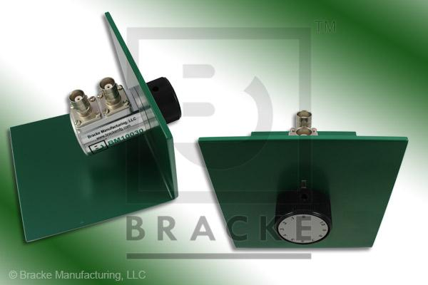 50 Ohm BNC Female Attenuator 1 GHz, 0-1 in .1 dB Steps Rotary Single Stage Bench Mount