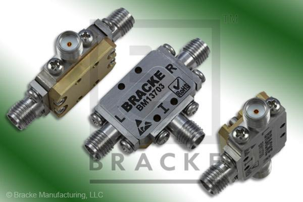 SMA Double Balance Mixer RF/LO Freq. 5-18 GHz IF Freq. DC-4 GHz