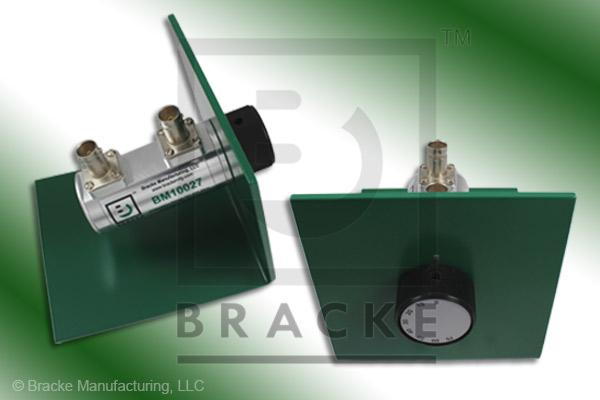 75 Ohm BNC Female Attenuator 500 MHz, 0-70 in 10 dB Steps Rotary Single Stage Bench Mount