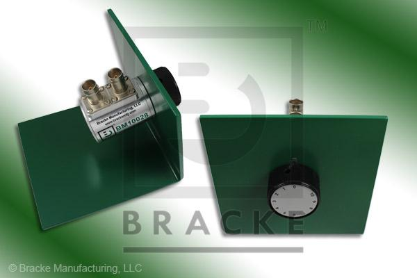 75 Ohm BNC Female Attenuator 1 GHz, 0-10 in 1 dB Steps Rotary Single Stage Bench Mount