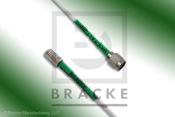 SMA Male to SMB Plug Cable Assembly RG188-Double