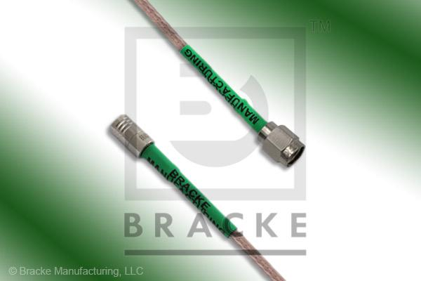 SMA Male to SMB Plug Cable Assembly RG316-Double