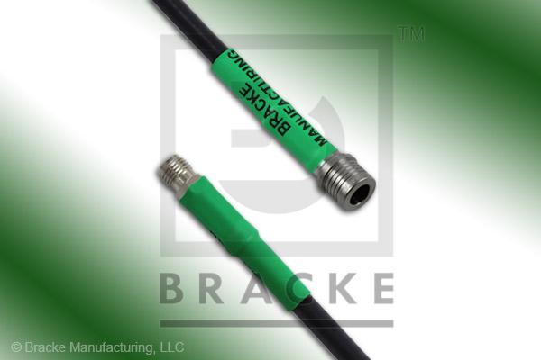 QMA Male to SMA Female Cable Assembly RG223/U