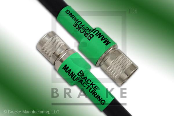 SC Male to SC Male Cable Assembly RG218/U