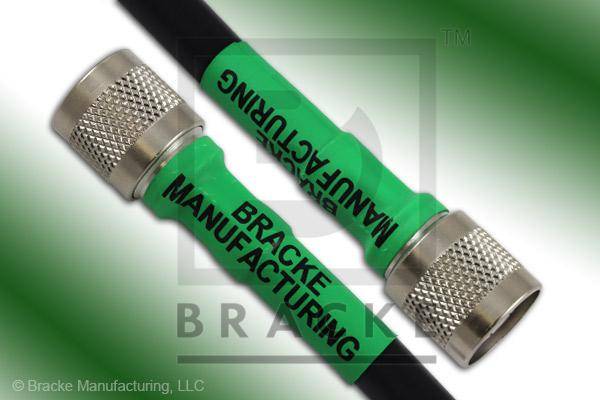 SC Male to SC Male Cable Assembly RG8A/U