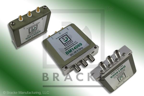 3.5mm Female SPDT Relay Switch DC-26.5 GHz, 5 Vdc