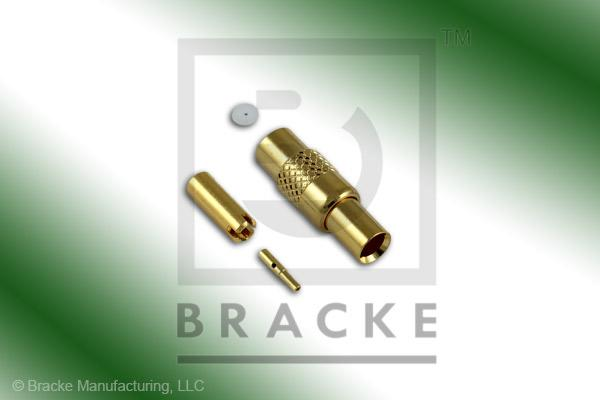 MMCX Jack Connector Solder Semi-Rigid 047, Semi-Rigid 047-Alum, Semi-Rigid 047-Flex