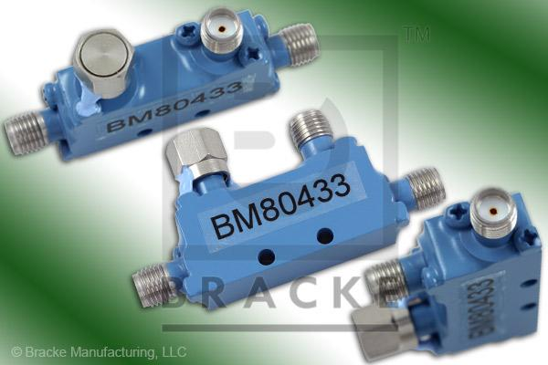 SMA Female Broadband Directional Coupler 4-12.4 GHz Coupling 10 +/- 1.00 dB