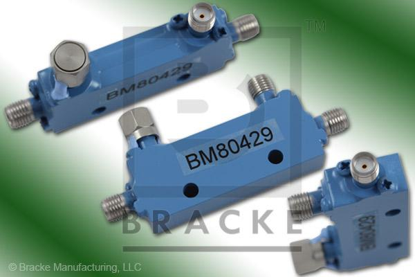 SMA Female Broadband Directional Coupler, 2-8 GHz Coupling 6 +/- 1.00 dB
