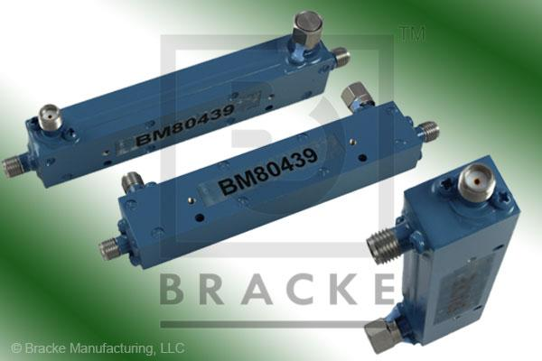 SMA Female Broadband Directional Coupler, 1-18 GHz Coupling 20 +/- 1.00 dB