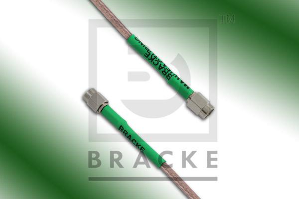 SSMA Male to SSMA Male Cable Assembly RG316-Double