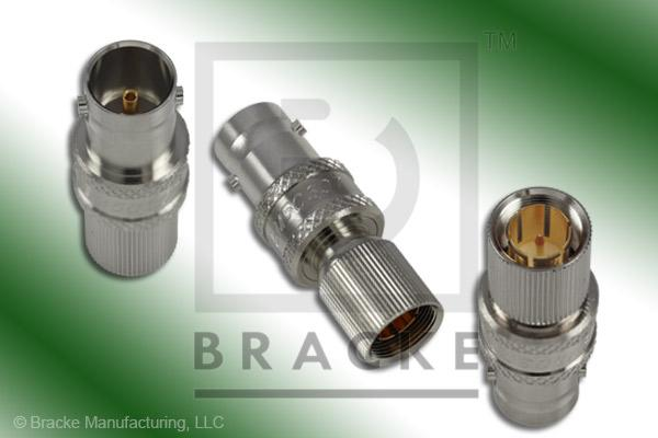 75 Ohm BNC Female to 1.6/5.6 Male Adapter