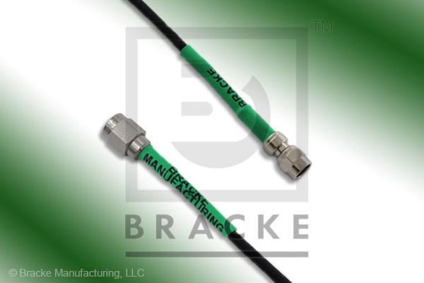 SMA Male to SMC Plug Cable Assembly RG174A/U