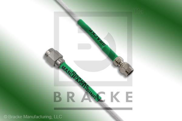 SMA Male to SMC Plug Cable Assembly RG188A/U