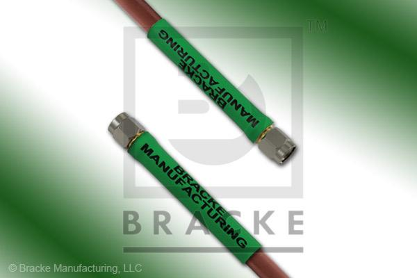 SMA Male to SMA Male Cable Assembly RG401/U