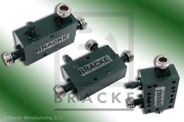 N Female High Power Directional Coupler, Freq. Range 2.6-5.2GHz, Coupling 30 +/- 1.3 dB
