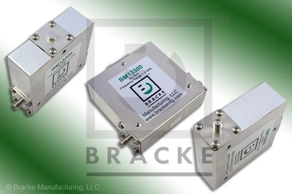 50 Ohm SMA Isolator, Frequency Range 1-2 GHz 75 Watts, 18 dB Isolation Min., .50 Insertion Loss, Max VSWR 1.30:1