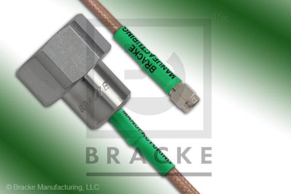 4.1/9.5 Din Male to SMA Male Cable Assembly RG400/U
