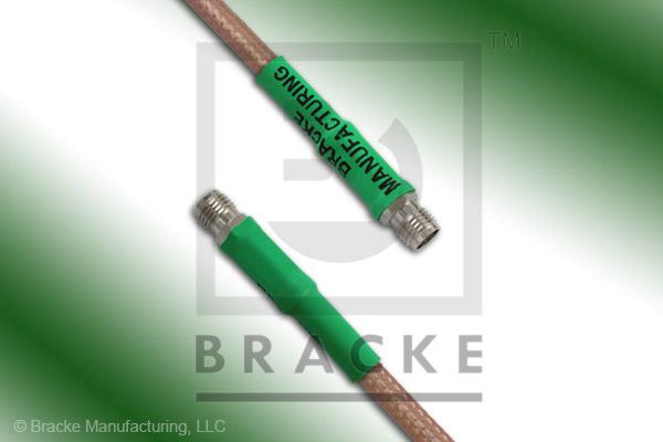 SMA Female to SMA Female Cable Assembly RG142B/U