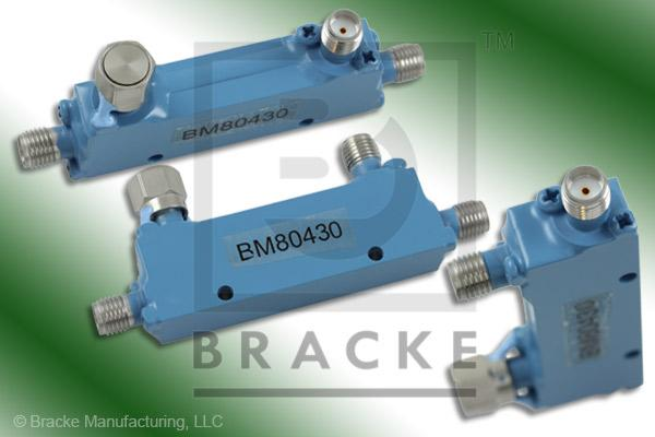 SMA Female Broadband Directional Coupler, 2-8 GHz Coupling 10 +/- 1.00 dB