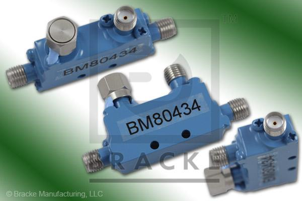 SMA Female Broadband Directional Coupler 4-12.4 GHz Coupling 20 +/- 1.00 dB