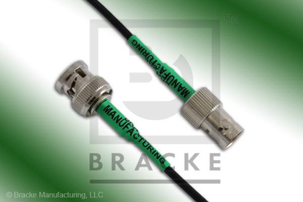 BNC Male to BNC Female Cable Assembly RG174A/U