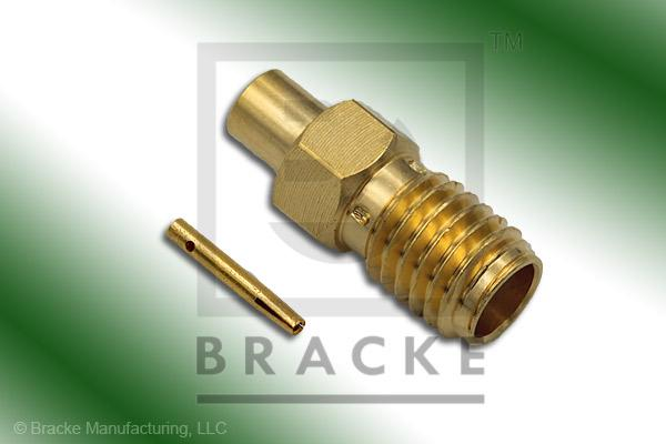 SSMA Female Connector Solder RG405, RG405-Alum, RG405-Flex, RG405-Flex-Jacketed
