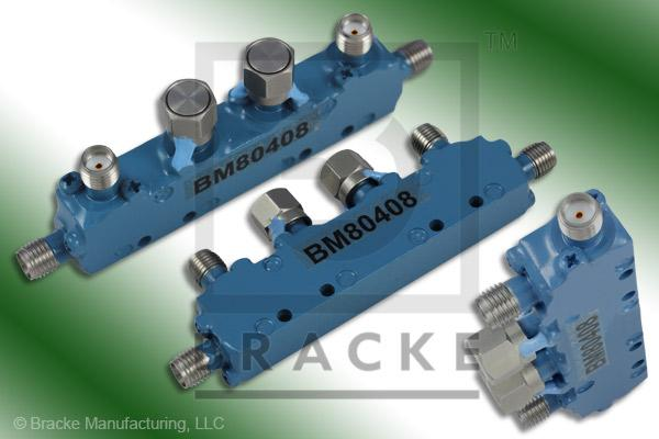 SMA Female Dual Directional Coupler, Freq. Range 2-4 GHz Coupling 30 +/- 1.25 dB