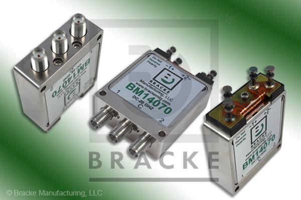 SMA Female SPDT Relay Switch DC-20 GHz, 24 Vdc