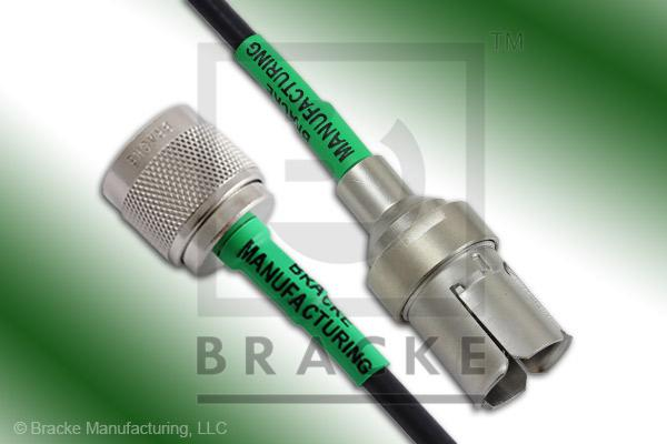 GR874 to N Male Cable Assembly RG58C/U