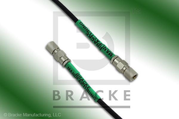 10-32 Male to 10-32 Male Cable Assembly RG174A/U