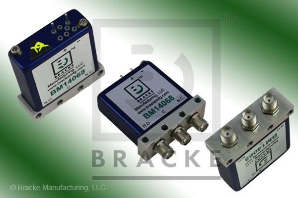 SMA Female SPDT Relay Switch DC-3 GHz, 12 Vdc Features: Failsafe
