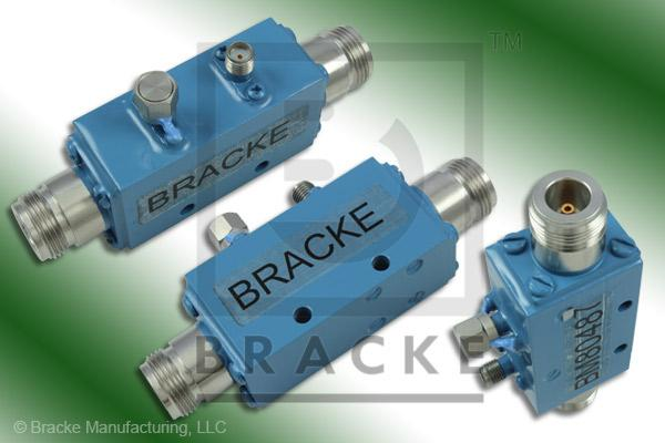 N Female High Power Directional Coupler, Freq. Range 7-11 GHz Coupling 30 +/- 1.00dB