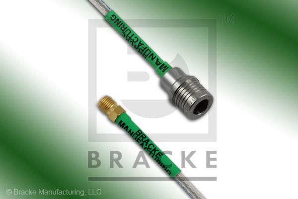 QMA Male to SMA Female Cable Assembly RG402-Flex